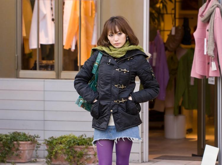 Japanese fashion style