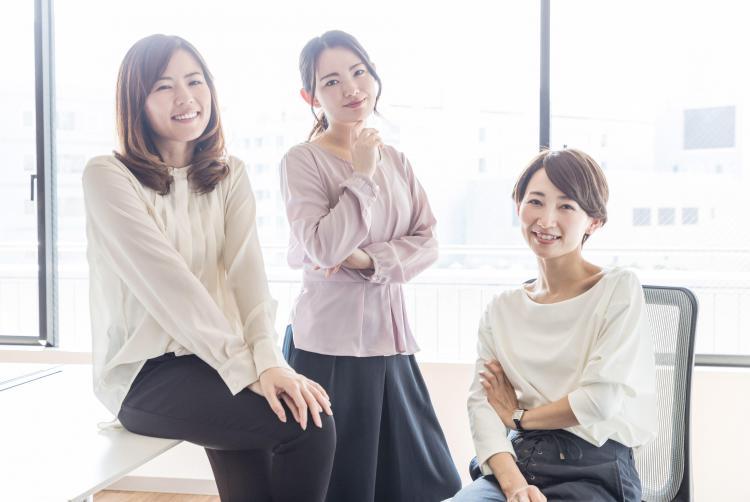 Office fashion in Japan